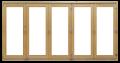 DDP4 Folding door