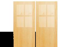 Doppeltüren